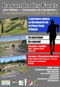 La Ronde Des Forts au Fort d'Uxegney 88390 Uxegney du 10-11-2018 à 10:00 au 10-11-2018 à 17:00
