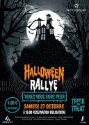 Rallye Halloween à Thionville 57100 Thionville du 27-10-2018 à 15:00 au 27-10-2018 à 16:30