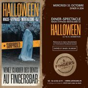 Soirée Halloween à Saint-Julien-lès-Metz 57070 Saint-Julien-lès-Metz du 31-10-2018 à 20:00 au 01-11-2018 à 02:00