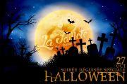 Soirée Halloween à Sommedieue 55320 Sommedieue du 31-10-2018 à 20:30 au 01-11-2018 à 01:00
