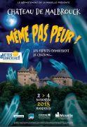 Halloween au Château de Malbrouck Manderen  57480 Manderen du 02-11-2018 à 10:00 au 04-11-2018 à 18:00