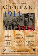 Expositions Centenaire Armistice à Hayange 57700 Hayange du 03-11-2018 à 09:00 au 20-11-2018 à 18:00