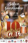 Salon de la Gourmandise à Épinal 88000 Epinal du 16-11-2018 à 15:00 au 18-11-2018 à 18:00