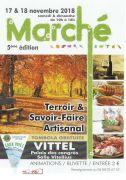 Salon Terroir et Savoir-Faire Artisanal à Vittel 88800 Vittel du 17-11-2018 à 10:00 au 18-11-2018 à 18:00