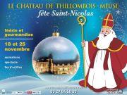 Saint-Nicolas au Château de Thillombois 55260 Thillombois du 18-11-2018 à 13:00 au 25-11-2018 à 18:00