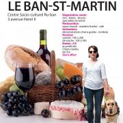 Salon Vins et Terroir Le Ban-Saint-Martin 57050 Le Ban-Saint-Martin du 24-11-2018 à 10:00 au 25-11-2018 à 18:00
