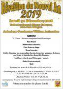 Réveillon Nouvel An à Fontoy 57650 Fontoy du 31-12-2018 à 20:00 au 01-01-2019 à 02:00