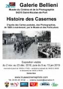 Exposition Histoire des Casernes à Saint-Nicolas-de-Port