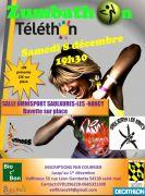 Zumbathon à Saulxures-les-Nancy 54420 Saulxures-lès-Nancy du 08-12-2018 à 19:30 au 08-12-2018 à 23:30