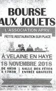 Bourse aux Jouets à Velaine-en-Haye