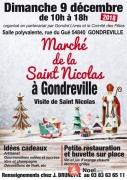 Marché de Noël à Gondreville 54840 Gondreville du 09-12-2018 à 10:00 au 09-12-2018 à 18:00