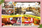 Réveillons Noël Nouvel An à l'Auberge de Liézey 88400 Liézey du 24-12-2018 à 19:00 au 01-01-2019 à 14:00