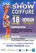 Show Coiffure à Verdun 55100 Verdun du 18-11-2018 à 14:30 au 18-11-2018 à 18:30