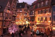 Séjours Marchés de Noël en Alsace 68000 Colmar 68420 Eguisheim Alsace du 02-11-2018 à 10:00 au 31-12-2018 à 23:00
