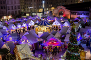 Marché Noël Nancy 2018 Grand Village Saint-Nicolas  54000 Nancy du 23-11-2018 à 11:00 au 06-01-2019 à 19:00
