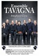 Concert Polyphonies Corses à Lunéville 54300 Lunéville du 09-11-2018 à 20:30 au 11-11-2018 à 17:00