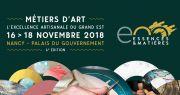 Métiers d'Art Essences & Matières Nancy 54000 Nancy du 16-11-2018 à 16:00 au 18-11-2018 à 18:00