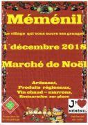 Marché de Noël Méménil Granges Illuminées 2018 88600 Méménil du 01-12-2018 à 16:00 au 01-12-2018 à 23:00