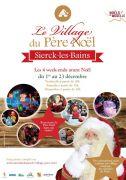 Village du Père Noël à Sierck-les-Bains 57480 Sierck-les-Bains du 01-12-2018 à 10:00 au 23-12-2018 à 18:00