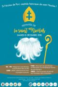 Festivités de la Saint-Nicolas à Saint-Nicolas-de-Port 54210 Saint-Nicolas-de-Port du 08-12-2018 à 14:00 au 08-12-2018 à 19:00