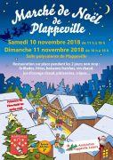 Marché de Noël 2018 à Plappeville 57050 Plappeville du 10-11-2018 à 11:00 au 11-11-2018 à 18:00