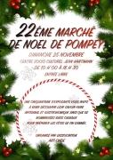 Marché de Noël à Pompey 2018 54340 Pompey du 25-11-2018 à 10:00 au 25-11-2018 à 18:30