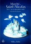 Marché de Saint Nicolas 2018 à Yutz 57970 Yutz du 01-12-2018 à 14:00 au 16-12-2018 à 17:00