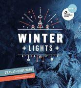 Marchés de Noël Winterlights 2018 à Luxembourg Luxembourg-ville Luxembourg du 22-11-2018 à 08:00 au 06-01-2019 à 21:00