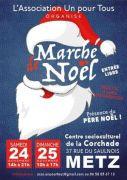Marché de Noël de Metz Corchade 2018 57000 Metz du 24-11-2018 à 14:00 au 25-11-2018 à 17:00