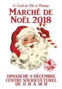 Marché de Noël de Morhange 2018 57645 Morhange du 09-12-2018 à 11:00 au 09-12-2018 à 18:00