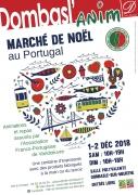 Marché de Noël à Dombasle 2018 54110 Dombasle-sur-Meurthe du 01-12-2018 à 10:00 au 02-12-2018 à 18:00