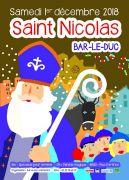 Saint-Nicolas à Bar-le-Duc 55000 Bar-le-Duc du 01-12-2018 à 16:00 au 01-12-2018 à 19:00