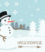 Défilé Saint Nicolas à Hagondange 2018 57300 Hagondange du 08-12-2018 à 14:00 au 08-12-2018 à 18:00
