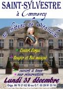 Saint-Sylvestre au Château de Commercy 55200 Commercy du 31-12-2018 à 17:00 au 01-01-2019 à 02:00