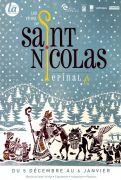 Noël à Épinal 2018  Marchés de Noël 88000 Epinal du 05-12-2018 à 14:00 au 06-01-2019 à 20:00