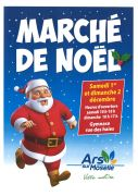 Marché de Noël à Ars-sur-Moselle 2018 57130 Ars-sur-Moselle du 01-12-2018 à 10:00 au 02-12-2018 à 17:00