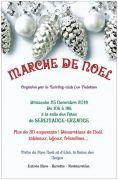 Marché de Noël des Violettes Sérémange-Erzange 2018 57290 Serémange-Erzange du 25-11-2018 à 10:00 au 25-11-2018 à 18:00