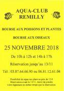 Bourse aux Poissons à Rémilly 57580 Rémilly du 25-11-2018 à 10:00 au 25-11-2018 à 17:00