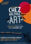 Marché des Arts à Lunéville Balthaz'art  54300 Lunéville du 24-11-2018 à 13:00 au 25-11-2018 à 18:00