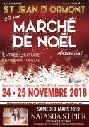Marché de Noël de Saint-Jean-d'Ormont 2018 88210 Saint-Jean-d'Ormont du 24-11-2018 à 16:00 au 25-11-2018 à 18:00