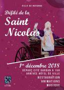Fête de la Saint-Nicolas à Hayange 57700 Hayange du 01-12-2018 à 15:00 au 01-12-2018 à 18:00