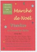 Marché de Noël à Vézelise 2018 54330 Vézelise du 02-12-2018 à 09:30 au 02-12-2018 à 18:00