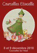 Courcelles Étincelle Noël à Courcelles-sur-Nied 57530 Courcelles-sur-Nied du 08-12-2018 à 14:00 au 09-12-2018 à 19:00
