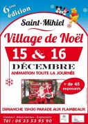 Village de Noël à Saint-Mihiel 2018 55300 Saint-Mihiel du 15-12-2018 à 10:00 au 16-12-2018 à 18:00