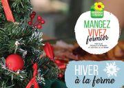 Goûtez l'Hiver à la Ferme en Lorraine Meurthe et Moselle, Meuse, Moselle, Vosges du 04-11-2018 à 10:00 au 07-04-2019 à 18:00