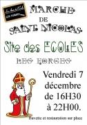Marché et Défilé de Saint-Nicolas Les Forges 2018 88390 Les Forges du 07-12-2018 à 16:30 au 07-12-2018 à 22:00