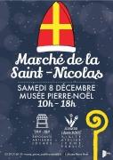 Marché de la Saint-Nicolas au Musée Pierre-Noël 2018 88100 Saint-Dié-des-Vosges du 08-12-2018 à 10:00 au 08-12-2018 à 18:00