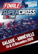 Finale Supercross SX Tour au Galaxie Amnéville 57360 Amnéville du 14-12-2018 à 20:00 au 15-12-2018 à 22:30