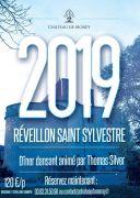 Réveillon Nouvel An au Château de Morey 54610 Belleau du 31-12-2018 à 19:15 au 01-12-2019 à 02:00