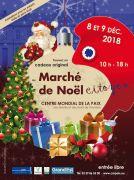 Marché de Noël Citoyen Verdun 2018 55100 Verdun du 08-12-2018 à 10:00 au 09-12-2018 à 18:00